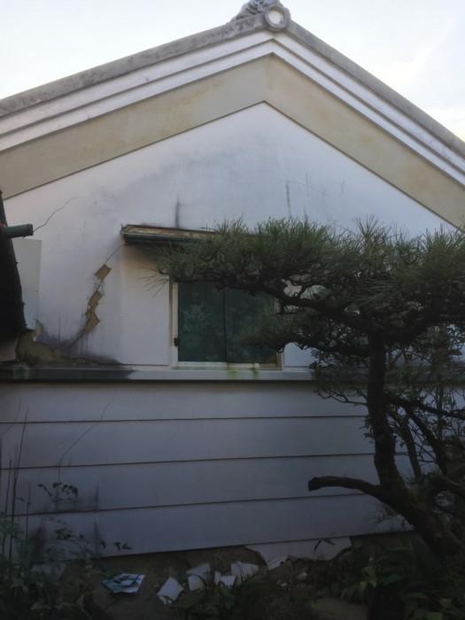 大阪府岸和田市 蔵壁改修工事