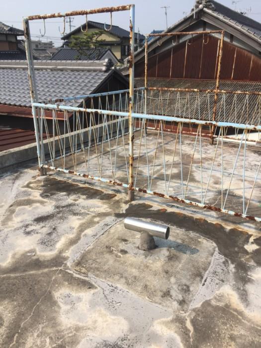 岸和田市 防水工事